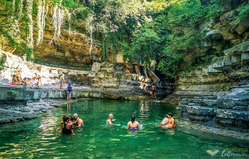 La Grotta urlante a Premilcuore