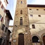 Firenze, torre della Castagna