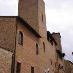 certaldo, casa museo boccaccio