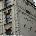 St Bartholomew's Hospital, Londra