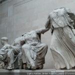 Elgin's Marbles, British Museum, Londra