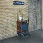 Binario 9 e 3/4 di Harry Potter, Londra