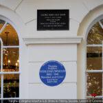 Casa di Virginia Woolf, Fitzroy Square, Londra