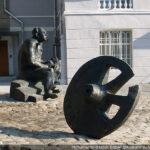 Odessa, monumento a Isaac Babel'
