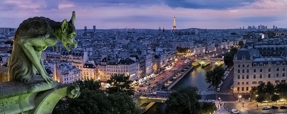 destinazioni parigi