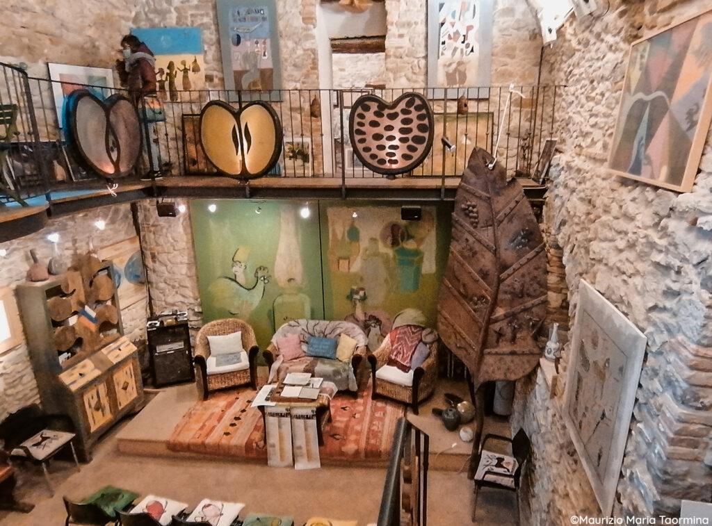 Casa Museo di Tonino Guerra