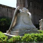 Roma, cimitero acattolico di Testaccio