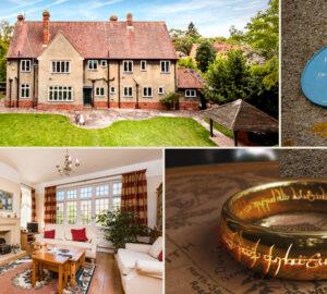 La casa di J.R.R. Tolkien a Oxford, in vendita