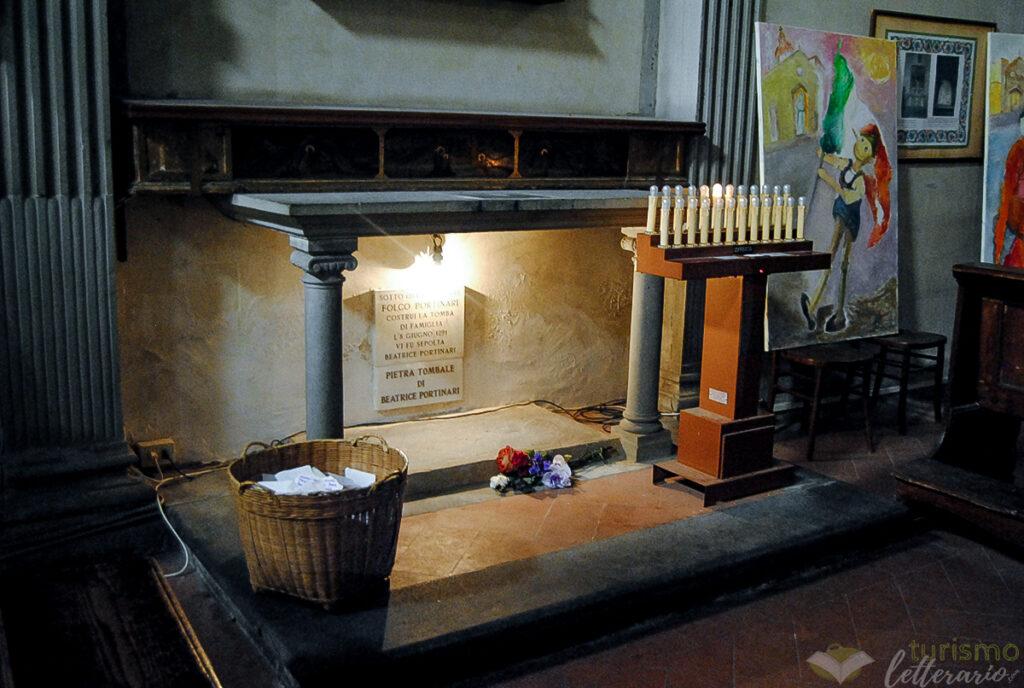 La Chiesa di Santa Margherita a Firenze