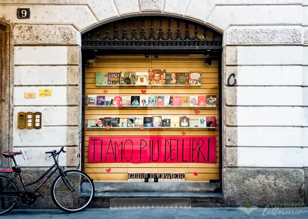 Libreria sui Navigli, Milano