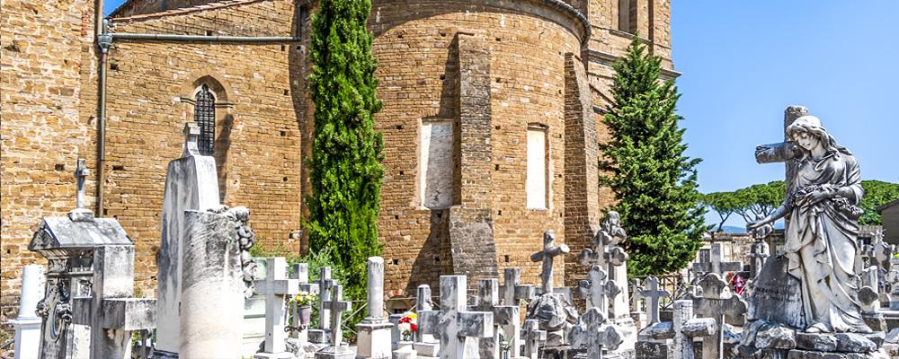 Firenze, Cimitero delle Porte Sante