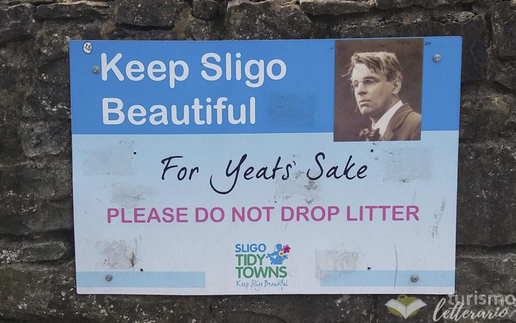 Sligo, cartelli