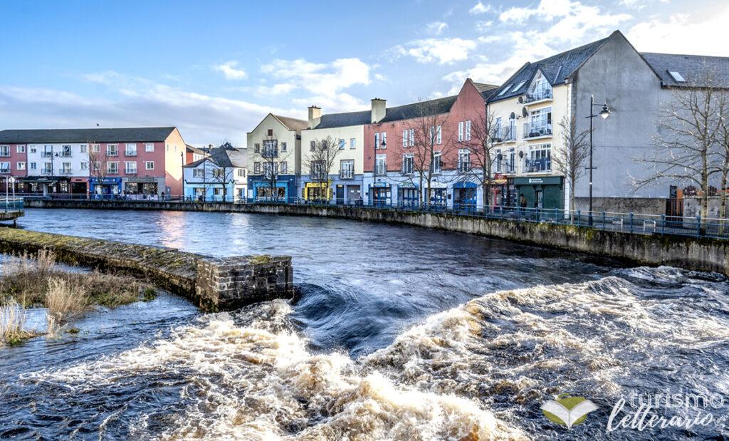 Il fiume Garavogue, Sligo