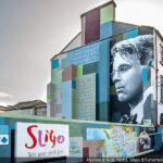 Sligo, murale su Yeats