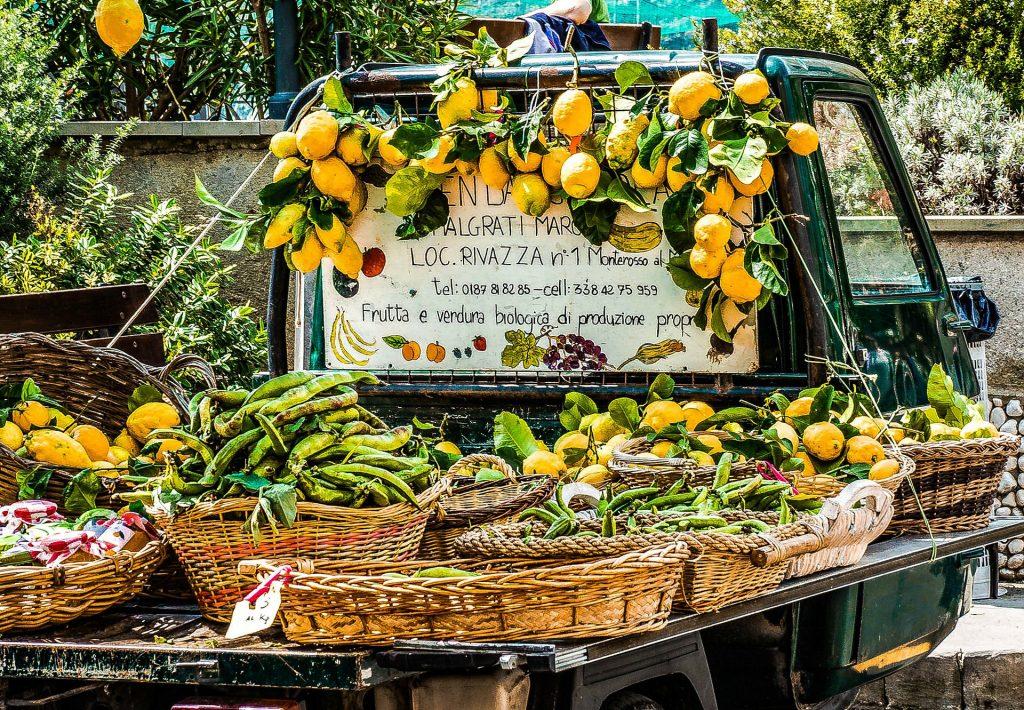 Limoni a Monterosso