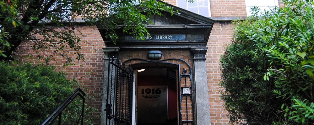Marsh's Library, Dublino